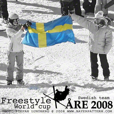 WC freestyle swe